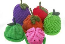 Inspirations - Knitting - hats
