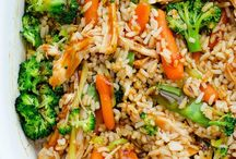 Supper ideas / Easy but delicious dinner ideas. Healthy also!