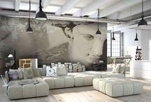 Tarihi Eser temalı duvar panoları