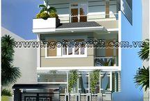 small plot house