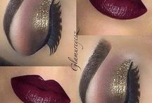 Eye Makeup / Click on your eye type for a more detailed eye makeup tutorial: deep set, monolid, hooded, protruding, upturned, downturned, close-set, and wide-set.