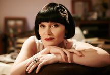 Miss Fisher Murder Mysteries / MFMM drawing references
