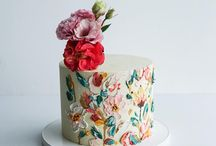Celebration Cakes. LOVELYNESS. / #cakedesign #cakes #cakedecoration #cakeideas