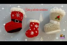 tejidos Navidad