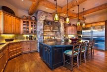 OURS | Suncadia Kitchen / by Carolyn Kach