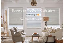 Everwood TruGrain from HunterDouglas at Alleen's