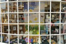 Out of the Blue Shop Photos / Pictures of all things Out of the Blue in Totnes in Devon.