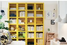 Interior Inspiration - Books/Shelving