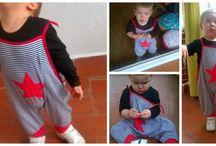 Nuevos petos Estrella / Niños, petos, monos, fashion kids, ropa bebe, ropa niños, verano, primavera
