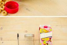 Spill proof maison jars
