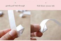 Оригами и diy из бумаги