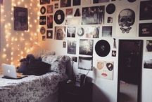 Vinyl Wall Display