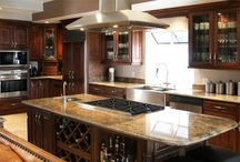 Dream Kitchens / by Gwen S