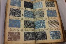 Textilböcker