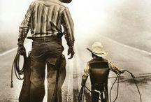 COWBOYS N OLD TRUCKS / by jacsarnel@netzero.com SARNELLO