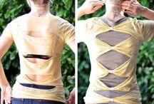 DIY CLOTHES & ACCESORIES  / by Shannon Sanchez