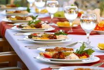 Outdoor Catering Services / OutdoorCatering Services with mouthwatering dishes and beverages as per your choice