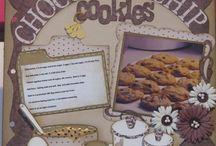 Cookbook Scrapbook