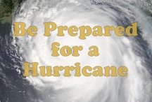 Being Prepared for a Hurricane