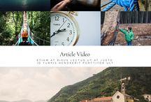 Portfolio 2015 - 2016 / My design portfolio 2015-16