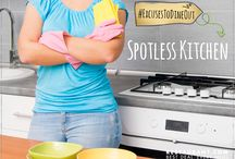 """#ExcusesToDineOut / After a long day of work, shuttling the kids to camp, sports, and events—do you ever find yourself saying, """"I don't have the energy and time to cook tonight?"""" Or maybe cleaning is one your least favorite activities in the world and you can't get the urge to tidy up the kitchen… again! For every excuse you can think of to get out of making a meal, there's a way to make it less painful – dine out with a Restaurant.com Certificate!"""