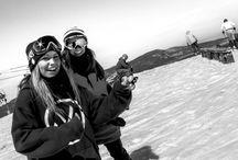 Winter *ski/snowboard*