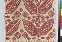 Traditional Greek textiles & embroidery