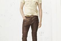 Balmain Menswear SS 2013
