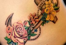Tattoos  / by Coley Scaglione