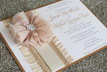 Invitations / by Lisa Montgomery