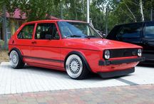 Golf GTi / My love of the original, and only real sports hatchback ever made...
