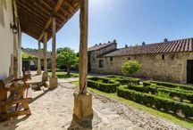 Pontevedra en clave rural: pazos donde detener el tiempo