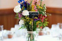 Blumen Tische