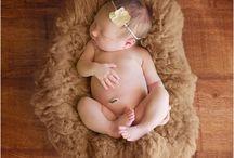 Newborn photo inspo