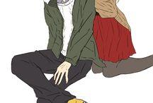 Takumi x Corrin