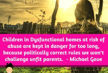 Toxic Family / Quotes about ToxicFamily, DysfunctionalFamily, AbusiveFamily and NarcissisticFamily