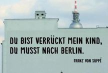 I want to go to Berlin