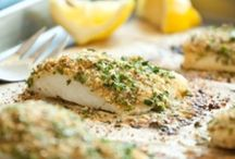 Fish ... Seafood dishes and recipes  / by Debbie Johnson