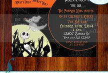 Party Planning: Nightmare Before Christmas / by Laurie @ Gallamore West