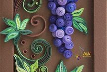 quilling leafs