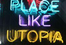 Utopia inspiration