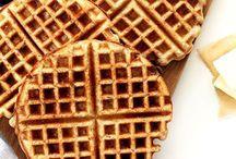 WoW - waffles!