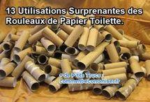 papier toilette deco