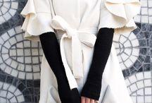 Captivating Coats / Trench coat, rain coat, winter coat, long coat, short coat..we love them all