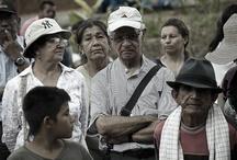 Peregrinación a Trujillo / Fotografías del Peregrinaje a Trujillo para conmemorar a las víctimas del conflicto armado interno. Créditos: Rodrigo Grajales, 2012.