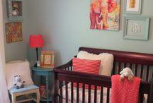 Sophia Charlotte's bedroom