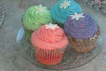 Cupcakes Sweet Treats by Luciana Manso / Algunos de nuestros cupcakes