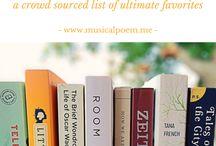 TBR / Books, books, books and more books