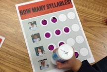 Teaching Ideas...Reading...Syllables...
