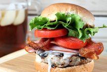 Burgers! / by Ducks 'n a Row